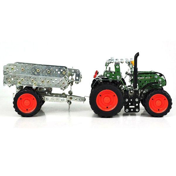 Метален конструктор - Трактор